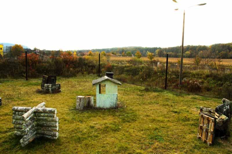 Blick auf das Szenario - Outdoorfeld - Teil 3